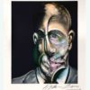 Francis Bacon Portrait of Michel Leiris