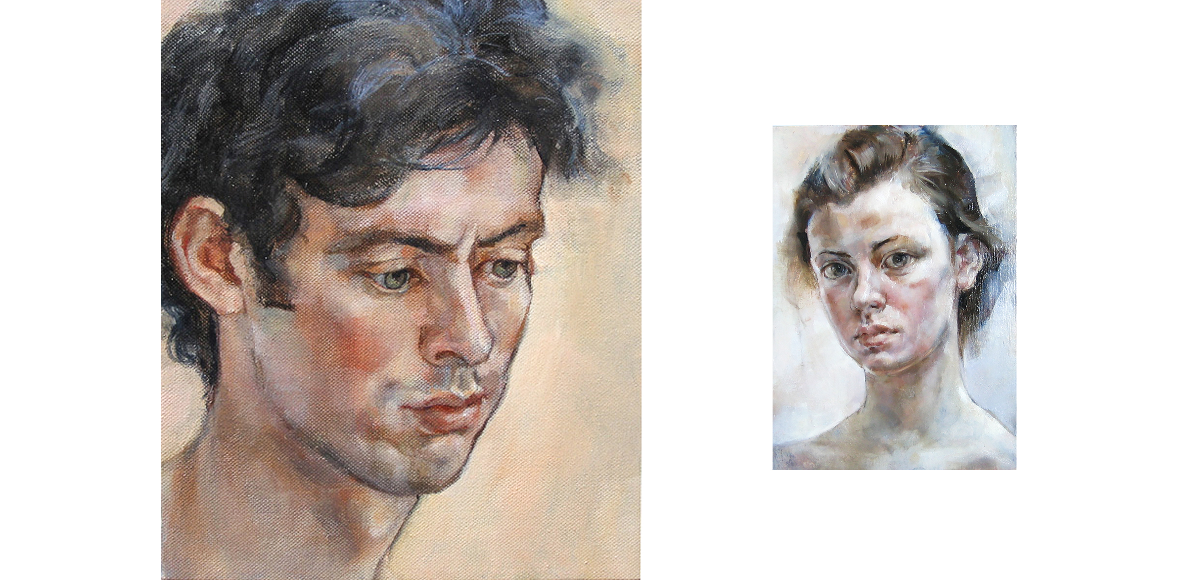 Anthony Connolly Royal Society of Portrait Painters